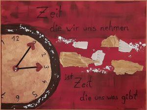 Zeit-Kollage